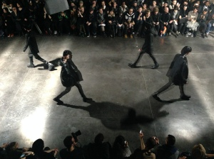 Julius Finale A/W2014 Paris Men's Fashion Week