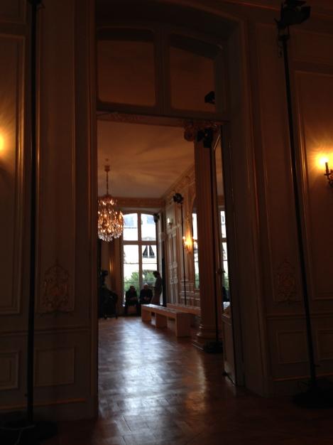 Hôtel de Poulpry for Icosphere