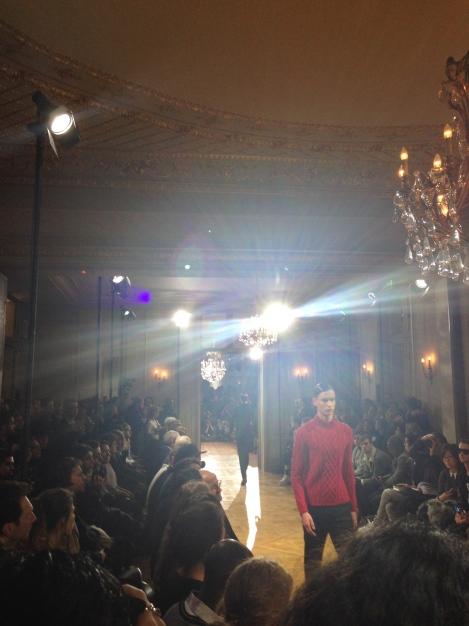 Icosphere A/W 2014 Paris Men's Fashion Week