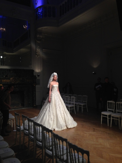 Tony Ward Couture's Bride