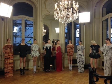 Ilja Couture S/S 14 collection presentation