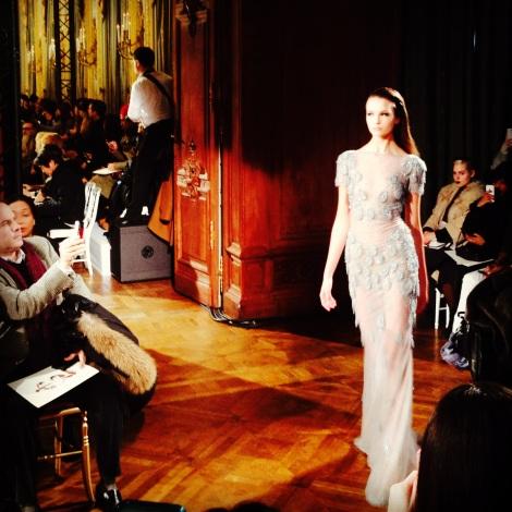 Charlotte Licha Couture S/S 14