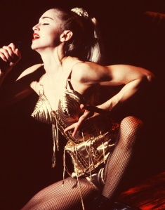 Madonna's Iconic Cone Bra Jean Paul Gaultier