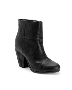 Rag +Bone Leather Ankle Boot