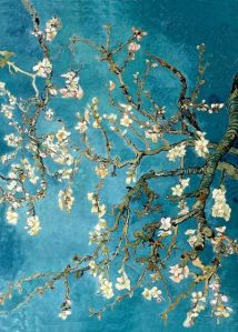 Vincent Van Gogh 'Blossoming Almond Tree'
