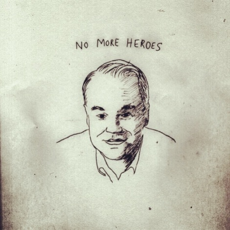 No More Heroes Philip Seymour Hoffman Image by The Blackscore