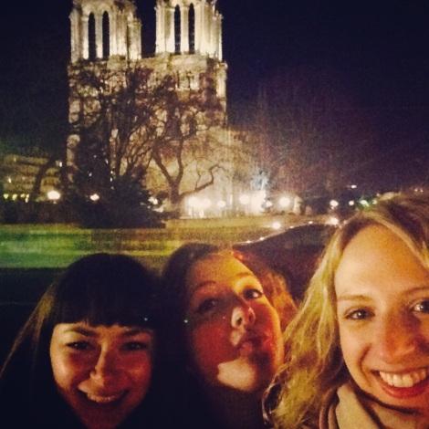 Four Dames