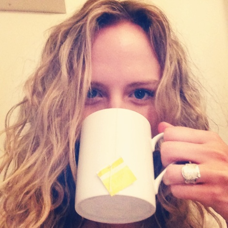 Camomile Tea Time