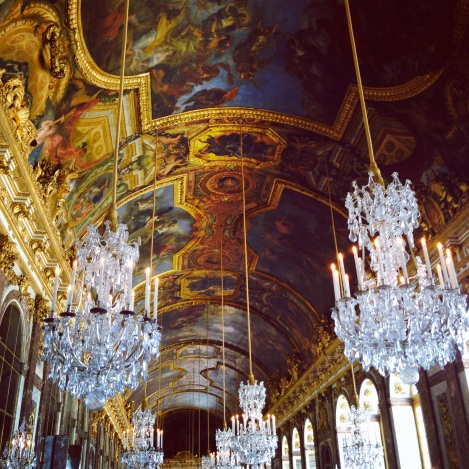 Hall of Mirrors <3 (Chateau Versailles)