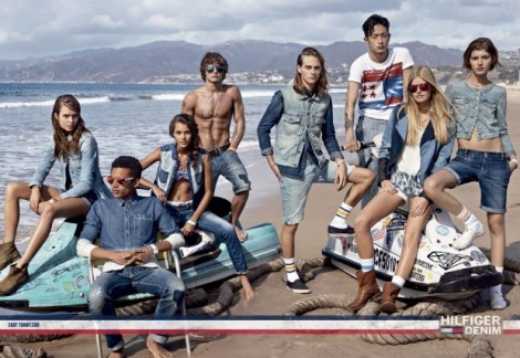 Tommy Hilfiger True Blue Collection