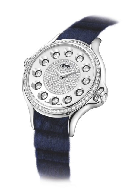 Fendi Timepieces Refines the Crazy Carats at Basel World