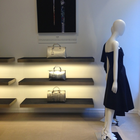 Jil Sander's 'Jil Bag' Exhibition in Paris @meeshfeesh