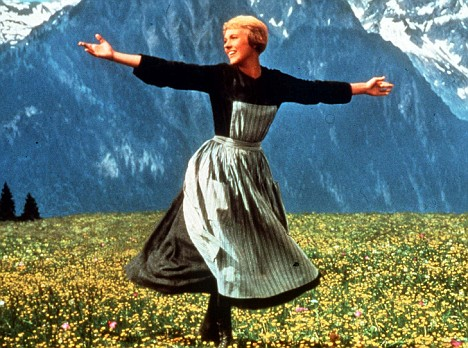 Fraulein Maria moment